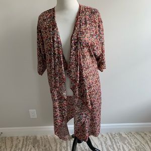 Floral Shirley - Size Large